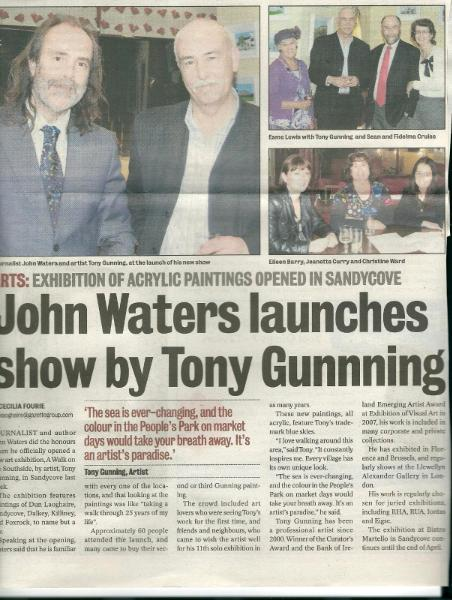 Dun Laoghaire Gazette March 2011