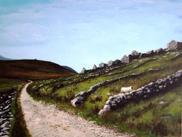 Boley Village, Achill