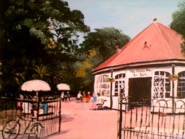 Tea Rooms at the Phoenix Park