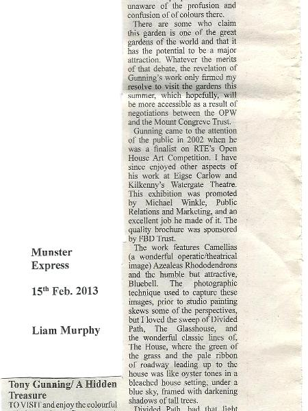 Munster Express February 2013