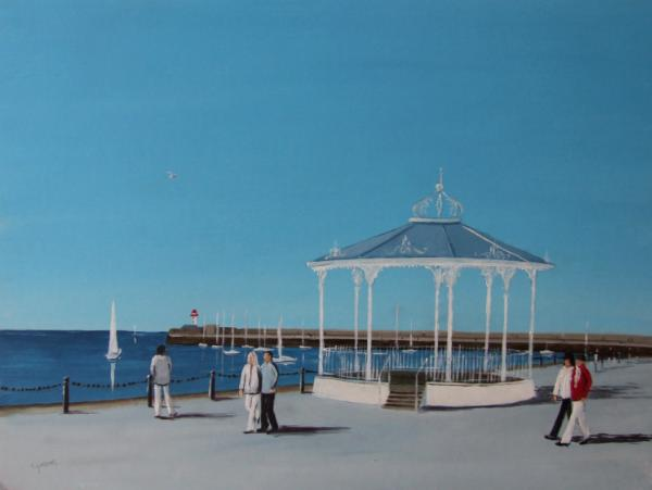 Dun Laoghaire bandstand